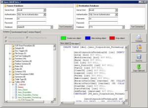 Confronto fra i due Database